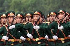 Ministro vietnamita de Defensa felicita a soldados en ocasión del Tet
