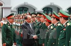 Instan a unidad de inteligencia de defensa de Vietnam a mejorar eficiencia de labores