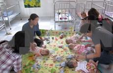 Celebran fiesta en ocasión del Tet para niños con VIH en Da Nang