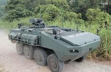 Hong Kong devolverá vehículos blindados Terrex a Singapur