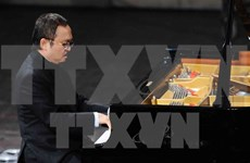 El legendario pianista Dang Thai Son