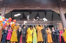 Inauguran Festival de pagoda Bai Dinh en provincia de Ninh Binh