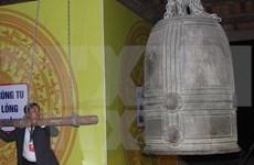 Reconocen en Vietnam a campanas antiguas como tesoro nacional