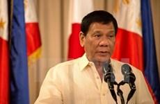 Presidente filipino advierte de ofensivas en caso de ataques de rebeldes