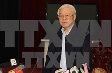 Líder partidista vietnamita visita provincia de Nam Dinh