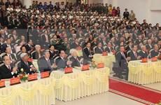 Conmemoran en Vietnam natalicio de difunto líder partidista
