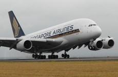 Singapur Airlines ampliará operaciones con compra de 39 aviones