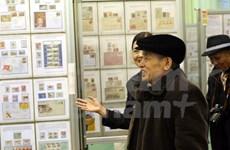 Emiten colección de sellos con motivo del Año Nacional de Turismo de Vietnam