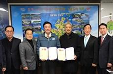 Vietnam y Sudcorea firman acuerdo de cooperación en taekwondo