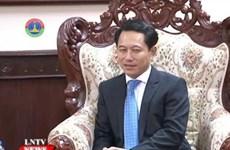 Canciller de Laos concluye visita a Singapur