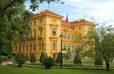 Palacio Presidencial de Vietnam entre mansiones más bellas del mundo