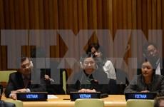 Destaca ONU contribución de Vietnam al cumplimiento de metas de desarrollo sostenible