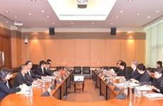 Vietnam y Tailandia buscan aumentar comercio bilateral a 20 mil millones de USD
