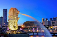 Singapur registra número récord de turistas extranjeros