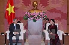 Parlamento vietnamita hará máximos esfuerzos por impulsar nexos con Japón