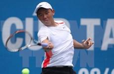 Ly Hoang Nam gana primer partido en torneo F1 Men´s Future en China