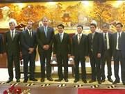 Hanoi desea aumentar nexos con Buenos Aires