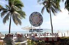 Inicia Reunión de Altos Funcionarios de APEC en Vietnam