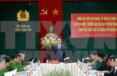 Presidente de Vietnam insta a fortalecer la supremacía de la ley