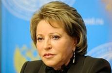 Presidenta del Consejo de la Federación de Rusia iniciará visita a Vietnam