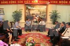 Empresas chinas estudian oportunidades de inversión en provincia vietnamita