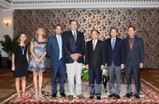 Autoridades de Ciudad Ho Chi Minh desean fomentar lazos económicos con Argentina