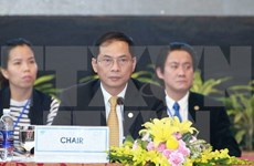 Vietnam interviene en Consejo Consultivo Empresarial de APEC en Tailandia