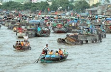 Banco Mundial financia proyecto de medioambiente-salud en ciudad vietnamita