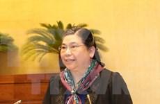 Vietnam respeta y protege los derechos humanos, afirma vicepresidenta del Parlamento