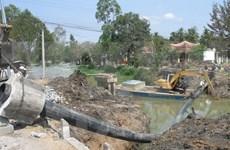 Provincia vietnamita trabaja para garantizar agua potable en distritos costeros