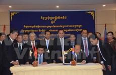 Vietnam y Camboya intensifican intercambios en sector de planificación