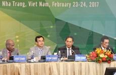 Finaliza reunión de viceministros de Finanzas y subgobernadores de bancos centrales del APEC