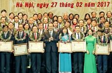 Presidente vietnamita: Sector de salud satisface creciente demanda del pueblo