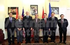 Italia desea impulsar cooperación con ASEAN