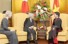 Presidenta parlamentaria de Vietnam desea intensificar lazos con Japón