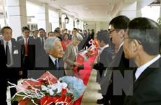 Visita a Vietnam del emperador Akihito acapara atención de la prensa japonesa