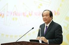 Gobierno vietnamita explica cuestiones de gran interés público
