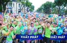 Más de cinco mil atletas participarán en el Maratón Internacional Da Nang 2017