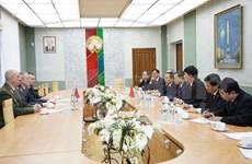 Vietnam y Belarús fortalecen cooperación en lucha contra la criminalidad