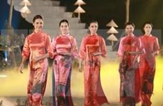 Inauguran en Ciudad Ho Chi Minh Festival de Ao dai