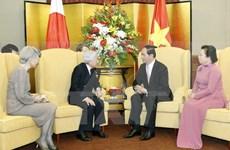 Emperador de Japón concluye visita estatal a Vietnam