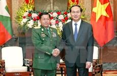 Vietnam y Myanmar fortalecen cooperación en defensa