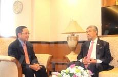 Vicepremier malasio resalta oportunidades de cooperación con Vietnam