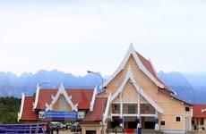 Inauguran Aldea de Amistad Vietnam-Laos en provincia laosiana