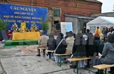 Efectúan en Alemania réquiem en homenaje a mártires vietnamitas