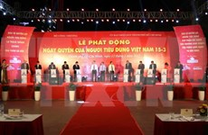 Empresas vietnamitas comprometidas a protección de derechos de consumidores