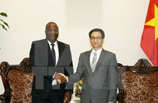 Angola y Vietnam estrechan cooperación en telecomunicaciones