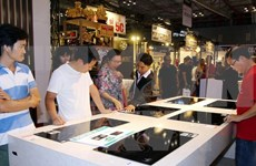 Inauguran Feria Internacional de Construcción en Hanoi