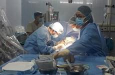 Hospital vietnamita destaca por éxito en difícil técnica de cirugía cardiovascular