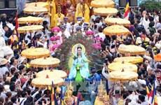 Celebran gran Festival budista en Da Nang